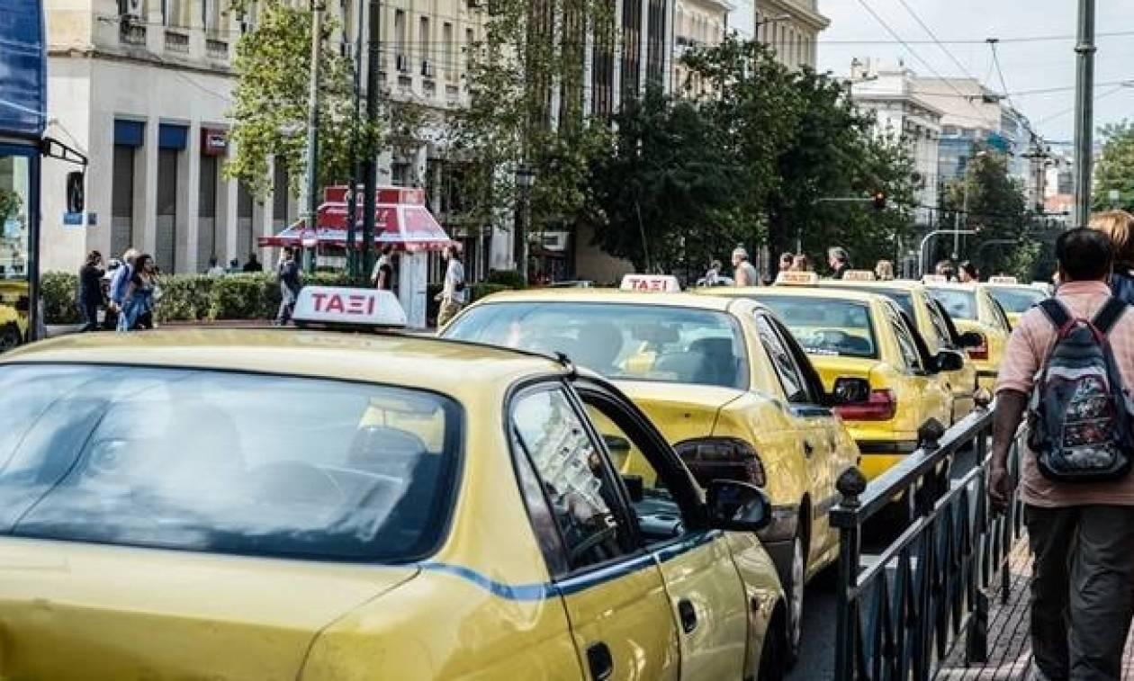 Πιέσεις από τους δανειστές για πληρωμή με κάρτα σε όλα τα ταξί