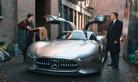 Δεν υπάρχει το νέο αμάξι του Μπάτμαν!