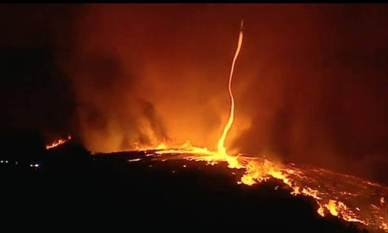 Στο έλεος των πυρκαγιών η Πορτογαλία - Ένας νεκρός (vid)