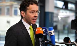 Ντάισελμπλουμ: Η αποχώρηση Σόιμπλε δεν επηρεάζει το ελληνικό πρόγραμμα