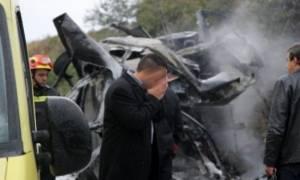 Τραγωδία στη Φθιώτιδα: Ξεκληρίστηκε οικογένεια σε τροχαίο