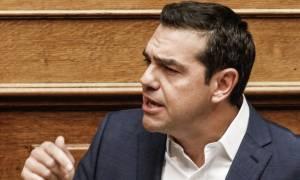 Βουλή - Αλλαγή φύλου: Παρέμβαση Τσίπρα στην Ολομέλεια