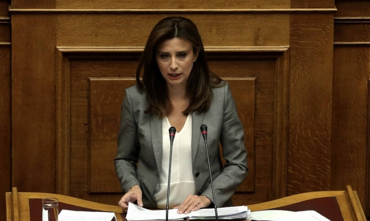 Τροπολογία για την «Τουρκική Ένωση Ξάνθης»: Κριτική από τη Νίνα Κασιμάτη, ενδεχόμενο να καταψηφίσει