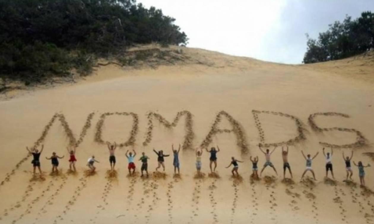 «Βόμβα» - Nomads: Τι έγραφε το χαρτάκι που έδωσε η Εύη στον Μαυρίδη