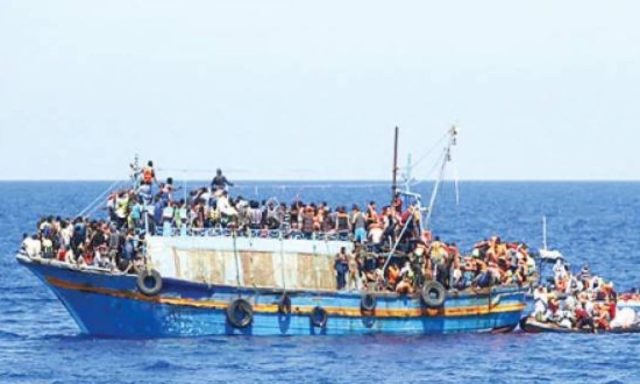 Νέο ναυάγιο στην Τυνησία - Διέσωσαν 100 πρόσφυγες