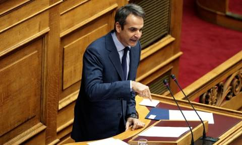 New Democracy will not vote for bill on gender identity, Mitsotakis says