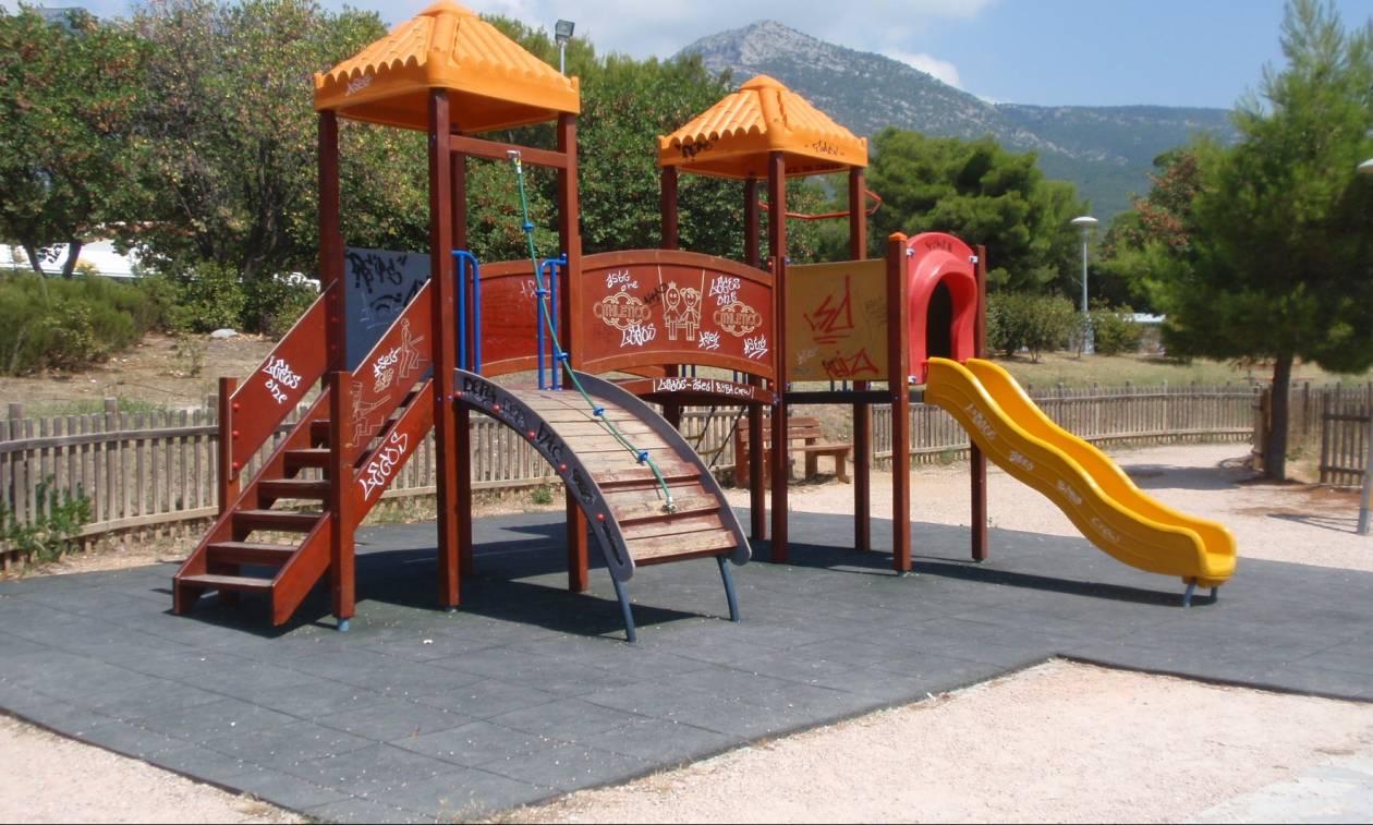 Περιφέρεια Αττικής: Εκτός λειτουργίας θα τίθενται οι επικίνδυνες παιδικές χαρές