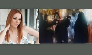 Ναταλία Λιονάκη: Είναι και επίσημα μοναχή - Χειροτονήθηκε ως αδερφή «Φεβρωνία» (φωτό και βίντεο)