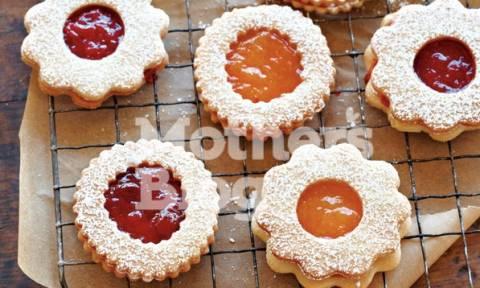 Μπισκότα Γεμιστά: Μια εύκολη και γρήγορη  συνταγή, για το σχολείο, το γραφείο, το καφέ, το πρωινό