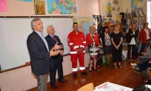 ΣΦΕΕ - Ελληνικός Ερυθρός Σταυρός: Στο Καστελλόριζο η πρωτοβουλία «προΣfEEρουμε»