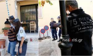 Σητεία: Στη φυλακή το σατανικό ζευγάρι για τη δολοφονία του καρδιολόγου (vids)