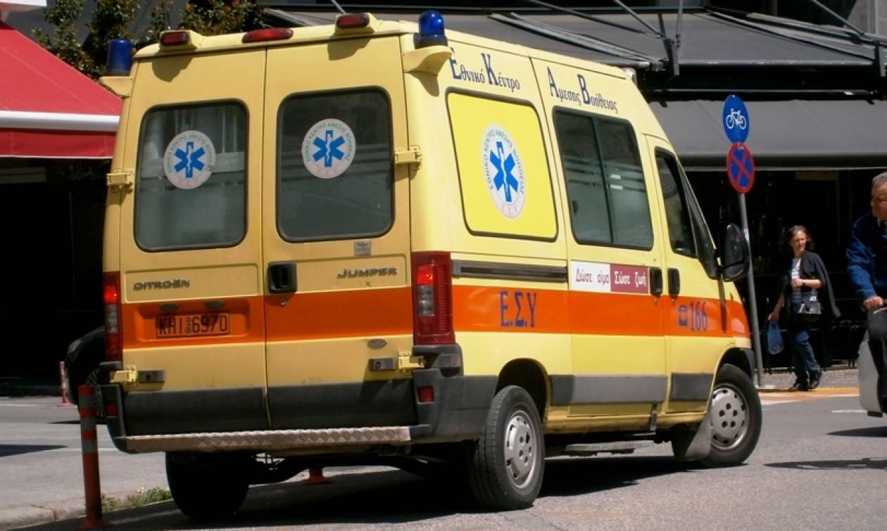 Σοκ στα Τρίκαλα! Γυναίκα σκοτώθηκε πέφτοντας από το φωταγωγό πολυκατοικίας