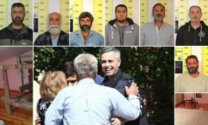 Αυτοί είναι οι απαγωγείς του Μιχάλη Λεμπιδάκη - Στη δημοσιότητα τα ονόματα και οι φωτογραφίες τους