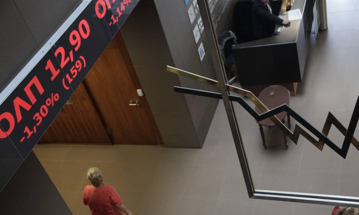 Χρηματιστήριο Αθηνών: Απώλειες στο κλείσιμο της συνεδρίασης (11/10)