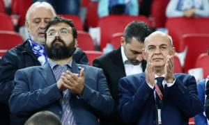Βασιλειάδης: «Όσοι συλλαμβάνονται, δεν θα πατούν ξανά στο γήπεδο»