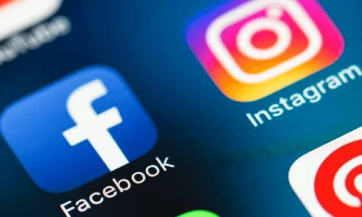 «Έπεσαν» Facebook και Instagram - Τι συνέβη