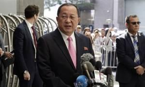 Β. Κορέα: Ο Τραμπ άναψε το φυτίλι του πολέμου, θα το πληρώσει με χαλάζι φωτιάς