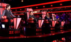 The Voice: Η πρώην σύζυγος του Μπο στην σκηνή του talent show!