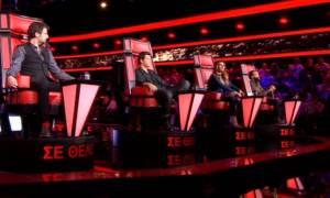 The Voice: Η πρώην σύζυγος του Μπο στην σκηνή του talent show!