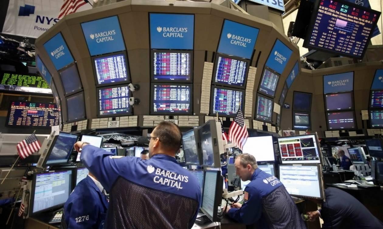 Χρηματιστήριο Νέας Υόρκης: Με τριπλό ρεκόρ έκλεισε η Wall Street