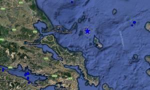 Σεισμός ΤΩΡΑ: Έτσι κατέγραψαν οι σεισμογράφοι το σεισμό που «ξύπνησε» τη μισή Ελλάδα (pics)