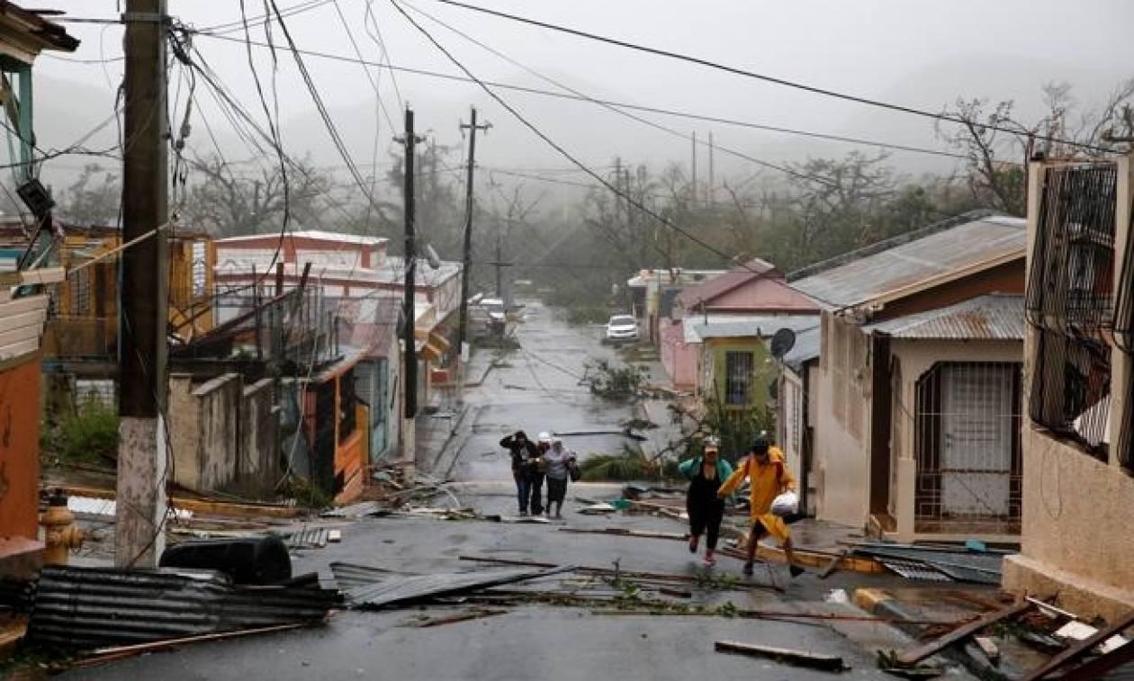 Μετά το πλήγμα του κυκλώνα Μαρία, ο Moody's υποβάθμισε το αξιόχρεο του Πουέρτο Ρίκο