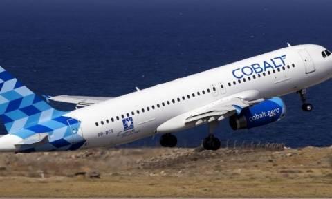 Кипрская авиакомпания Cobalt Air объявила о запуске рейсов Пафос-Москва