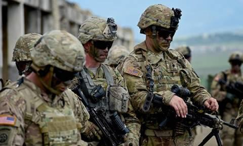 Минобороны: США развернули у российских границ в Прибалтике целую дивизию