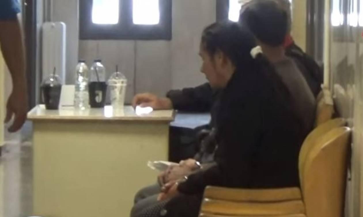 Δείτε το βίντεο με τους δυο κατηγορούμενους παιδεραστές στην Πάτρα - Τι λένε μπροστά στην κάμερα