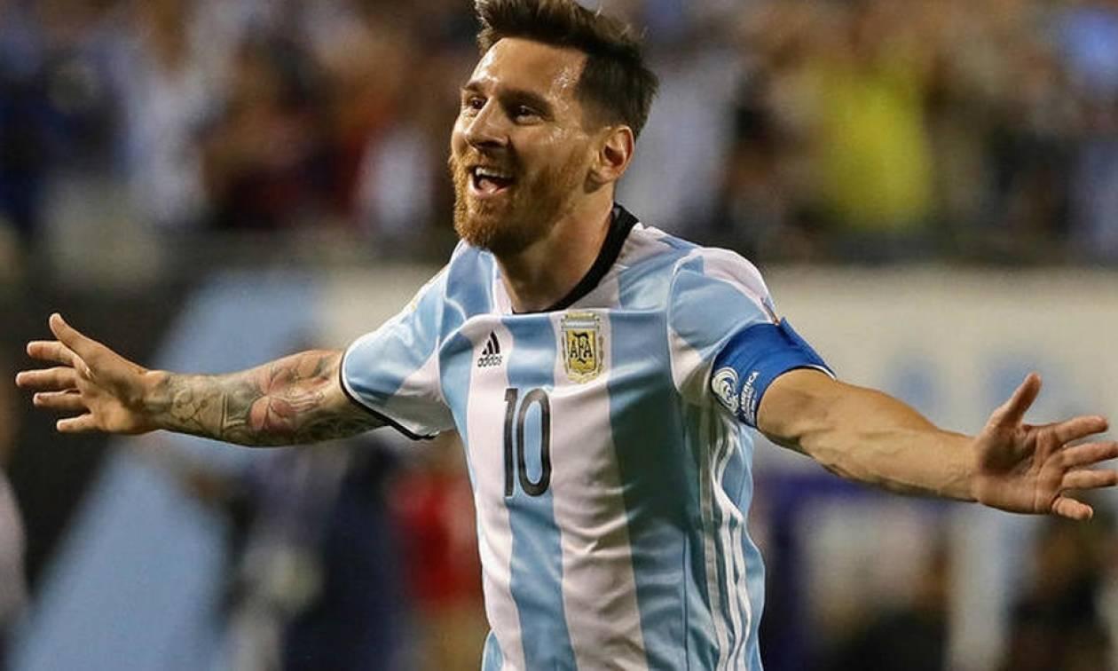 Το «ύποπτο» χατ τρικ του Μέσι που έστειλε την Αργεντινή στο Μουντιάλ (vid)