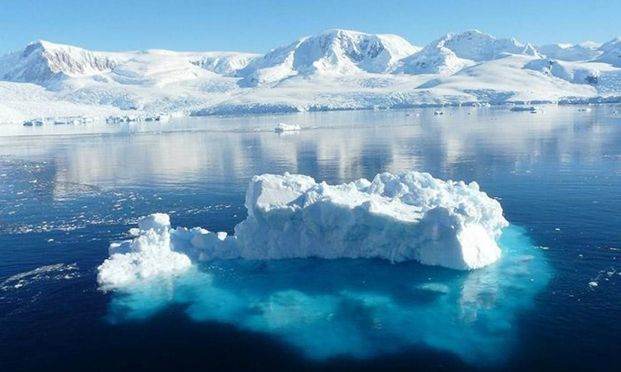 Μυστηριώδης, τεράστια τρύπα εντοπίστηκε στην Ανταρκτική! (pic)