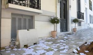Ποινές φυλάκισης σε 18 μέλη του «Ρουβίκωνα» για τη διαμαρτυρία στην ισπανική πρεσβεία