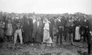 Σαν σήμερα το 1917 το «Θαύμα της Φάτιμα» στην Πορτογαλία