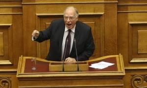 «Έκρηξη» Λεβέντη: Θα παραιτηθώ τη Δευτέρα από βουλευτής – Αηδιάζω εδώ μέσα