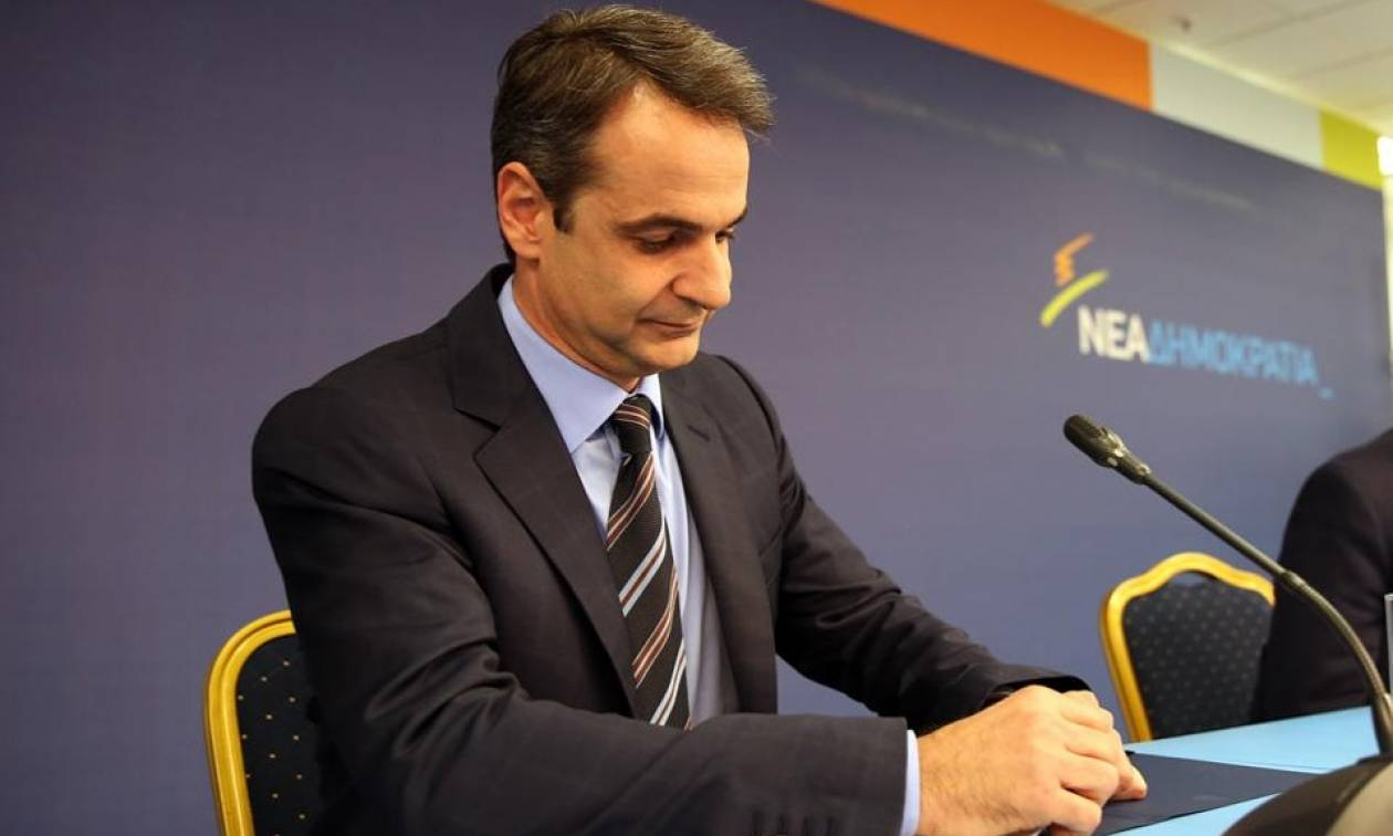 Μιχάλης Ζαφειρόπουλος: Τον αποτροπιασμό του για στυγνή δολοφονία εξέφρασε ο Κυριάκος Μητσοτάκης