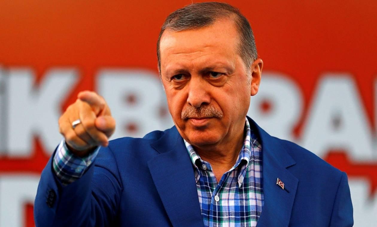 Ερντογάν προς ΗΠΑ: Δεν σας έχουμε ανάγκη