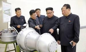 Φόβοι για νέα δοκιμή από τη Β. Κορέα - Σεισμική δόνηση σε περιοχή εκτόξευσης πυραύλων