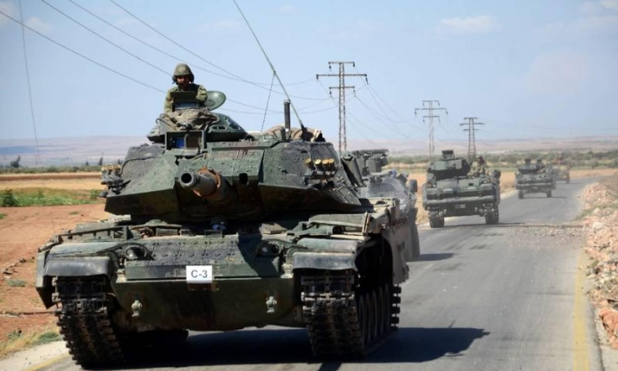 Συρία: Στο Ιντλίμπ έφτασαν οι δυνάμεις του τουρκικού Στρατού