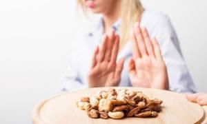Αλλεργία στους ξηρούς καρπούς: Οι έτοιμες τροφές που πρέπει να αποφεύγετε