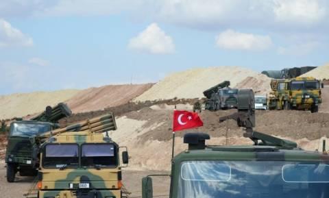 Συρία: Θέσεις στην επαρχία Ιντλίμπ παίρνουν οι τουρκικές δυνάμεις