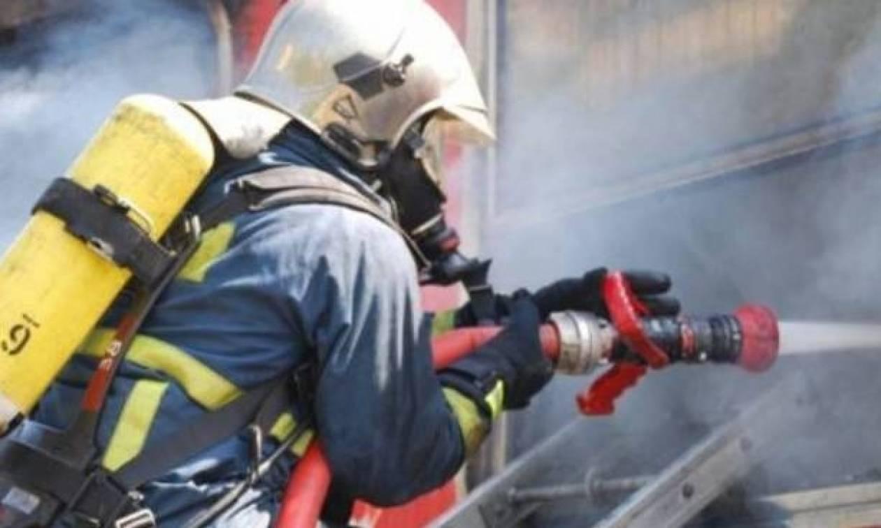 Συναγερμός για φωτιά σε σχολείο