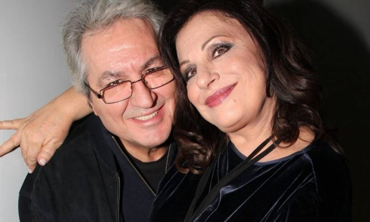 Πέθανε ο τραγουδιστής Γιώργος Σαρρής - Βαρύ πένθος για τη Χαρούλα Αλεξίου