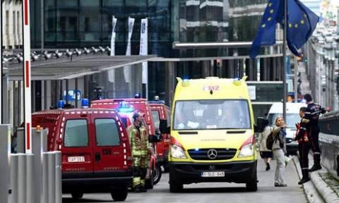 Εκκενώθηκε κτήριο του Ευρωπαϊκού Συμβουλίου: Ομαδική δηλητηρίαση από αναθυμιάσεις χημικών