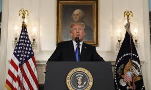 O Τραμπ δεν επικυρώνει τη συμφωνία για το Ιράν