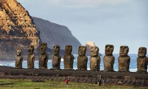 Νέα στοιχεία περιπλέκουν περισσότερο το μυστήριο της Νήσου του Πάσχα