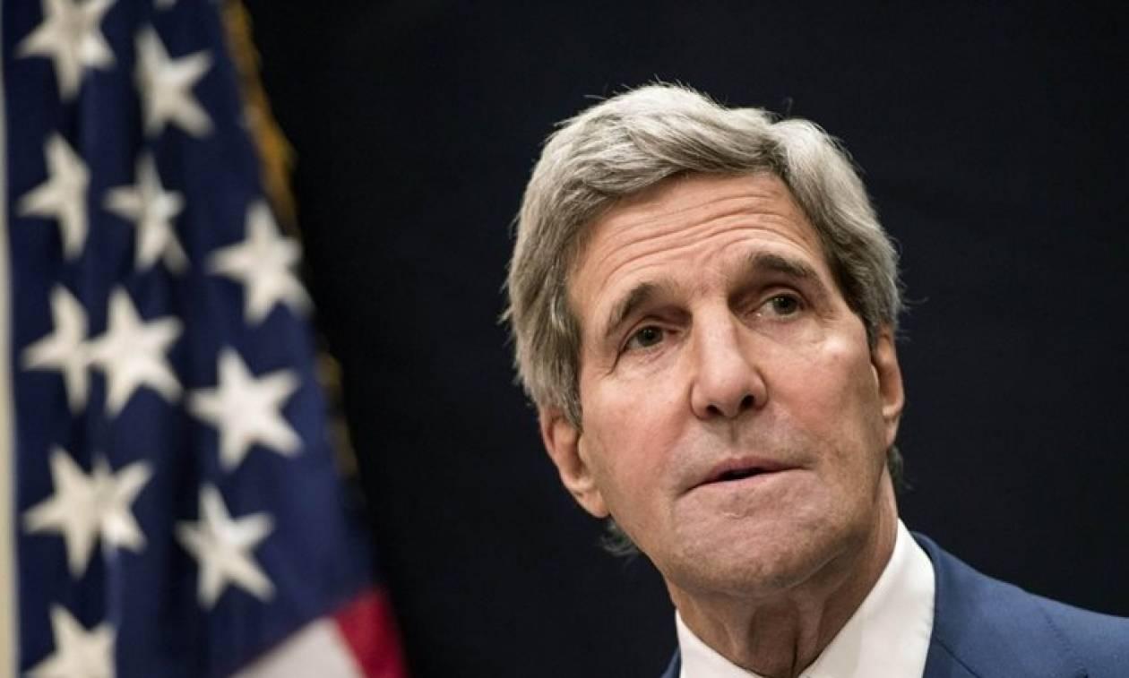 Τζον Κέρι: Επικίνδυνη η απόφαση Τραμπ για το Ιράν
