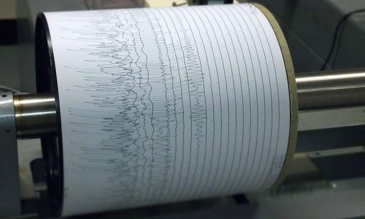 Σεισμός κοντά στη Χίο
