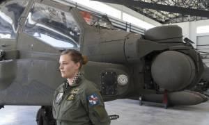 Μια γυναίκα στη «φωλιά» των Apache