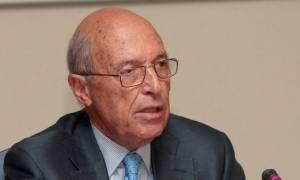 Παρέμβαση Σημίτη για Κεντροαριστερά: Να μην πάμε σε αρχηγικό κόμμα