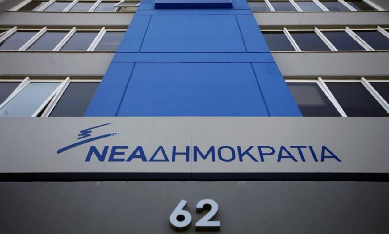 Απάντηση της ΝΔ στο non paper Μαξίμου -  «Πόσες επιθέσεις με μολότοφ έχουν γίνει στο κέντρο;»